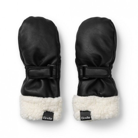 Зимові рукавички Elodie Details Aviator Black