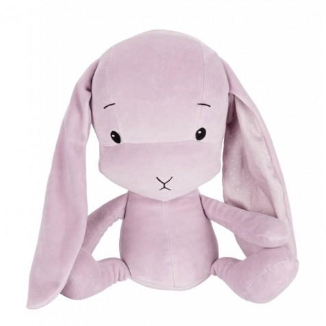 Рожевий вушка в горошок