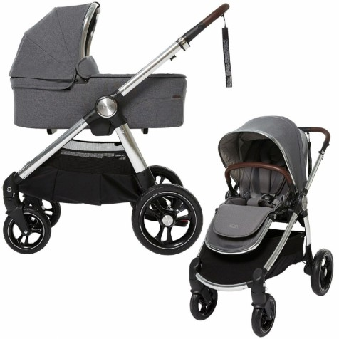 Mamas and Papas Ocarro Grey Mist