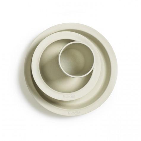 Набір посуду Elodie Details колір Vanilla White
